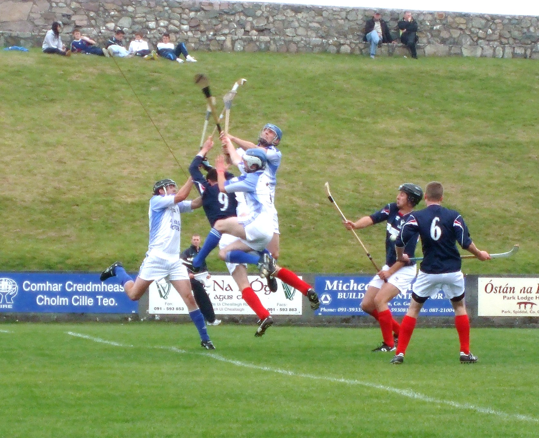 Iomain Cholmcille - A Cultural And Sporting Success Once Again.