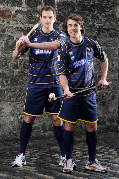 Scotland National Squad Kit Launched.