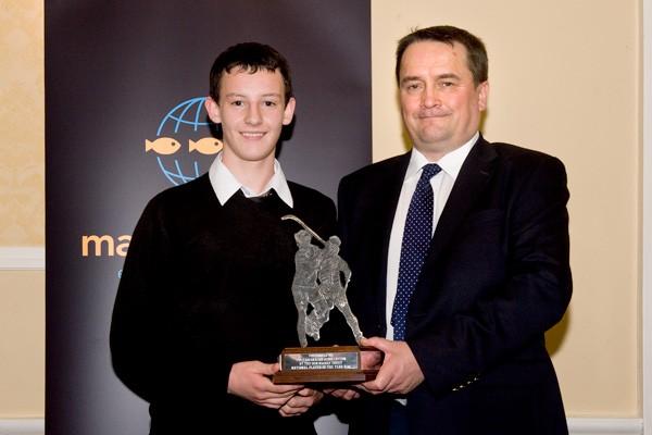 2011 Annual Marine Harvest Awards.
