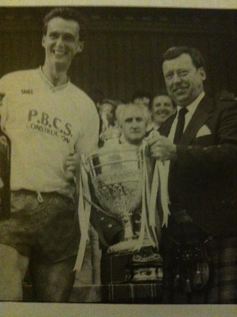 Skye Camanachd Mark 25-Year Camanachd Cup Success