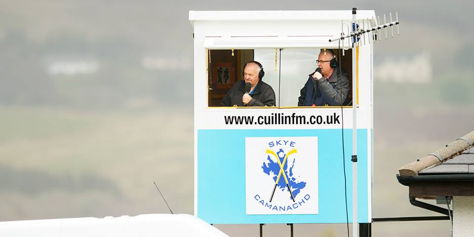 Listen Again To Skye Camanachd's Weekend Shinty Action