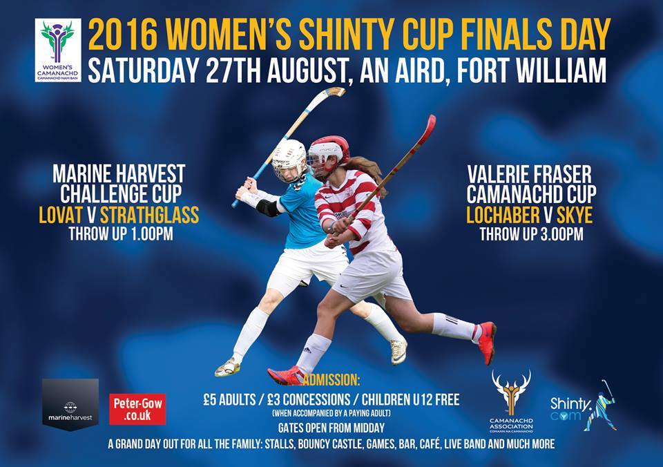 Valerie Fraser Cup Final …………. TODAY!