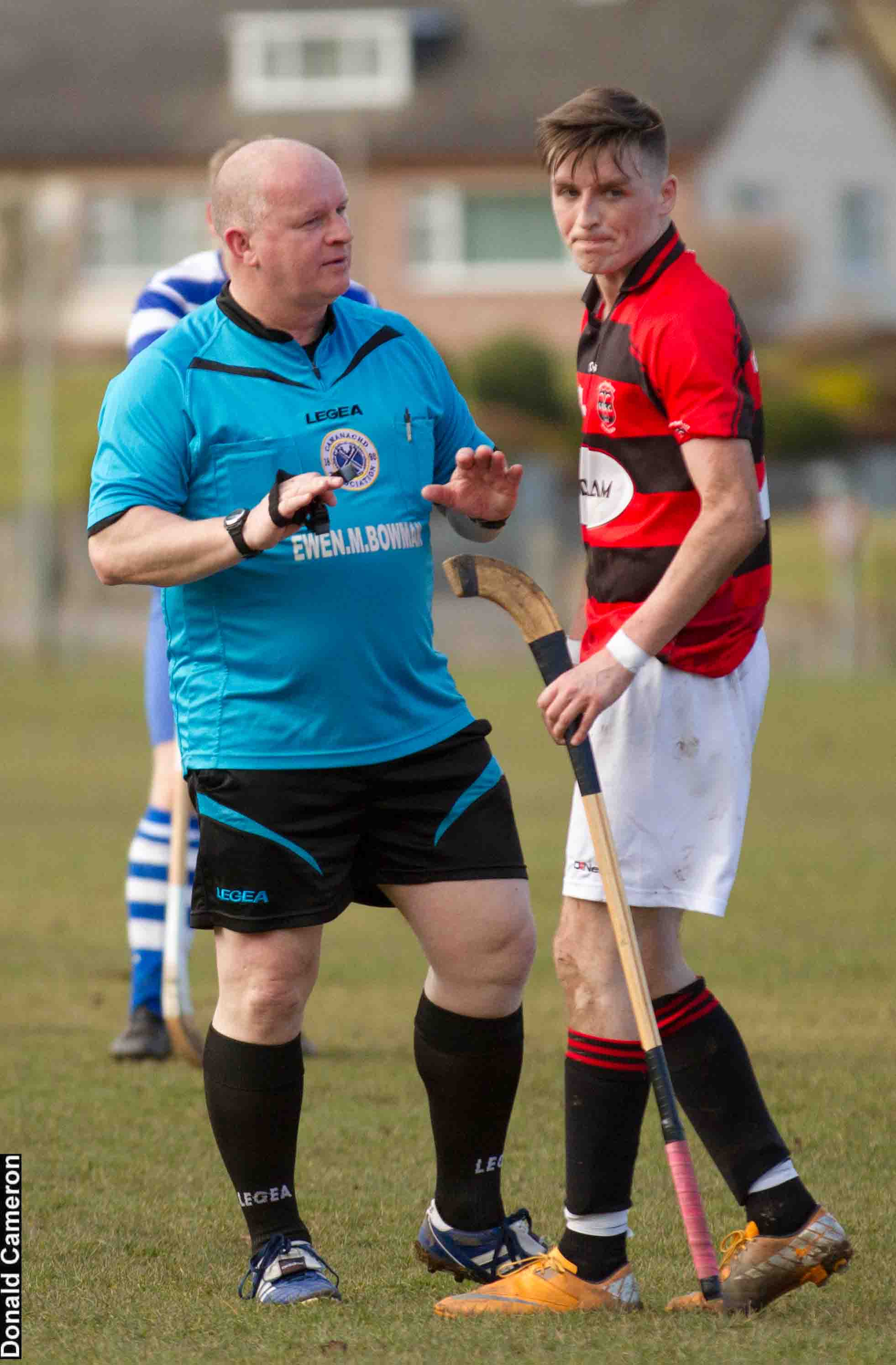 Change of Fixture For Skye Referee