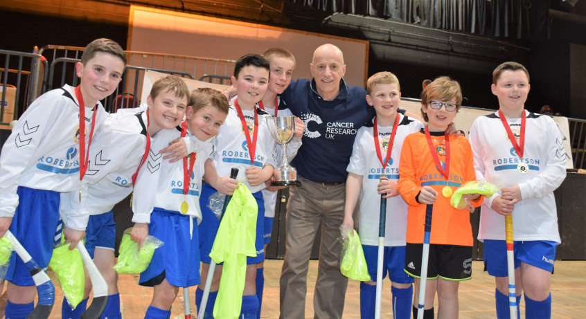 Portree & Inverlochy Are 2017 National First Shinty Winners
