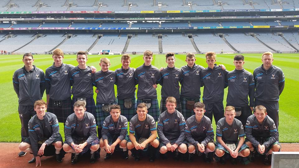 Young Scots Star On Irish Tour