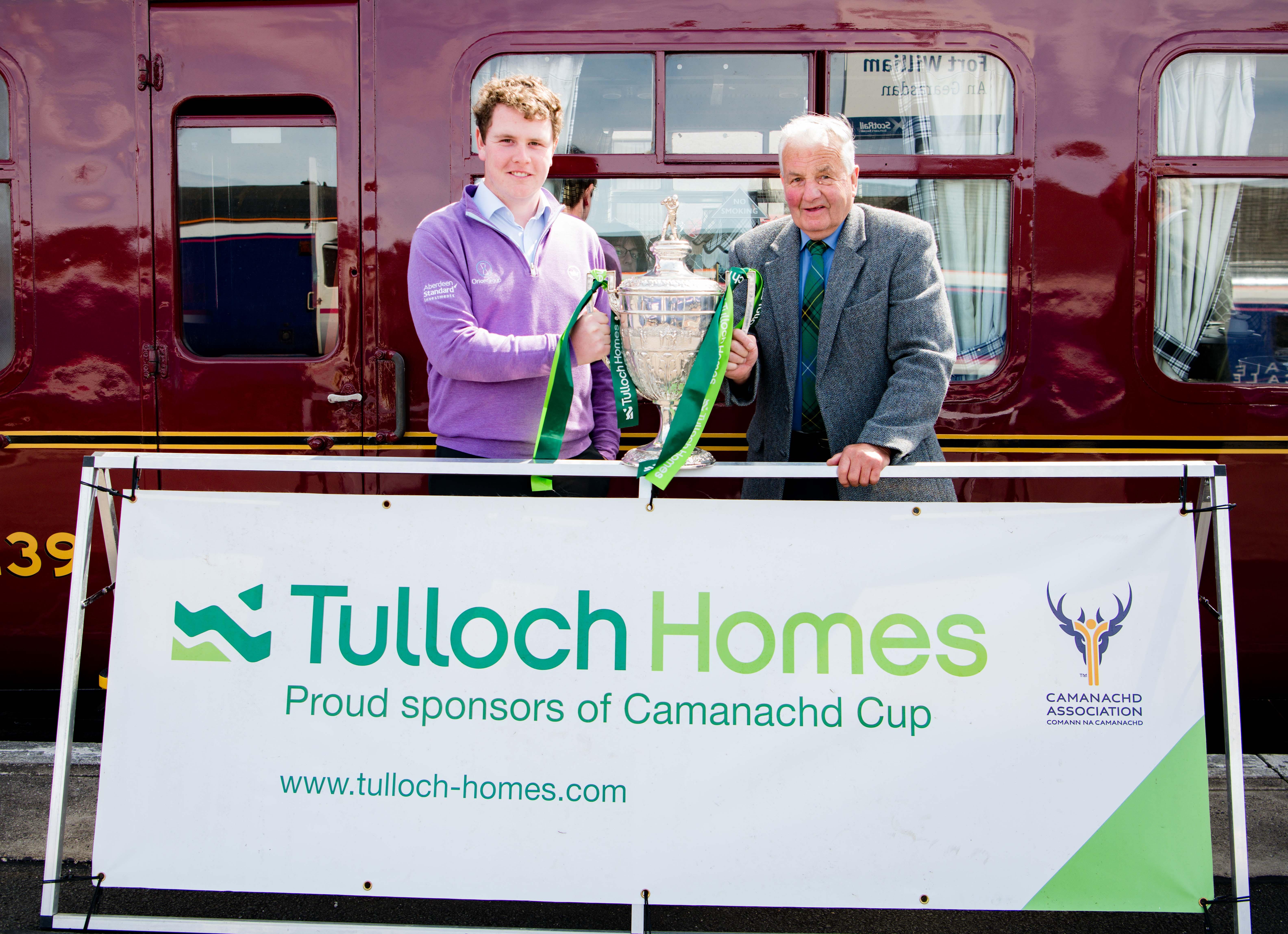 Skye Given Home Camanachd Cup Draw