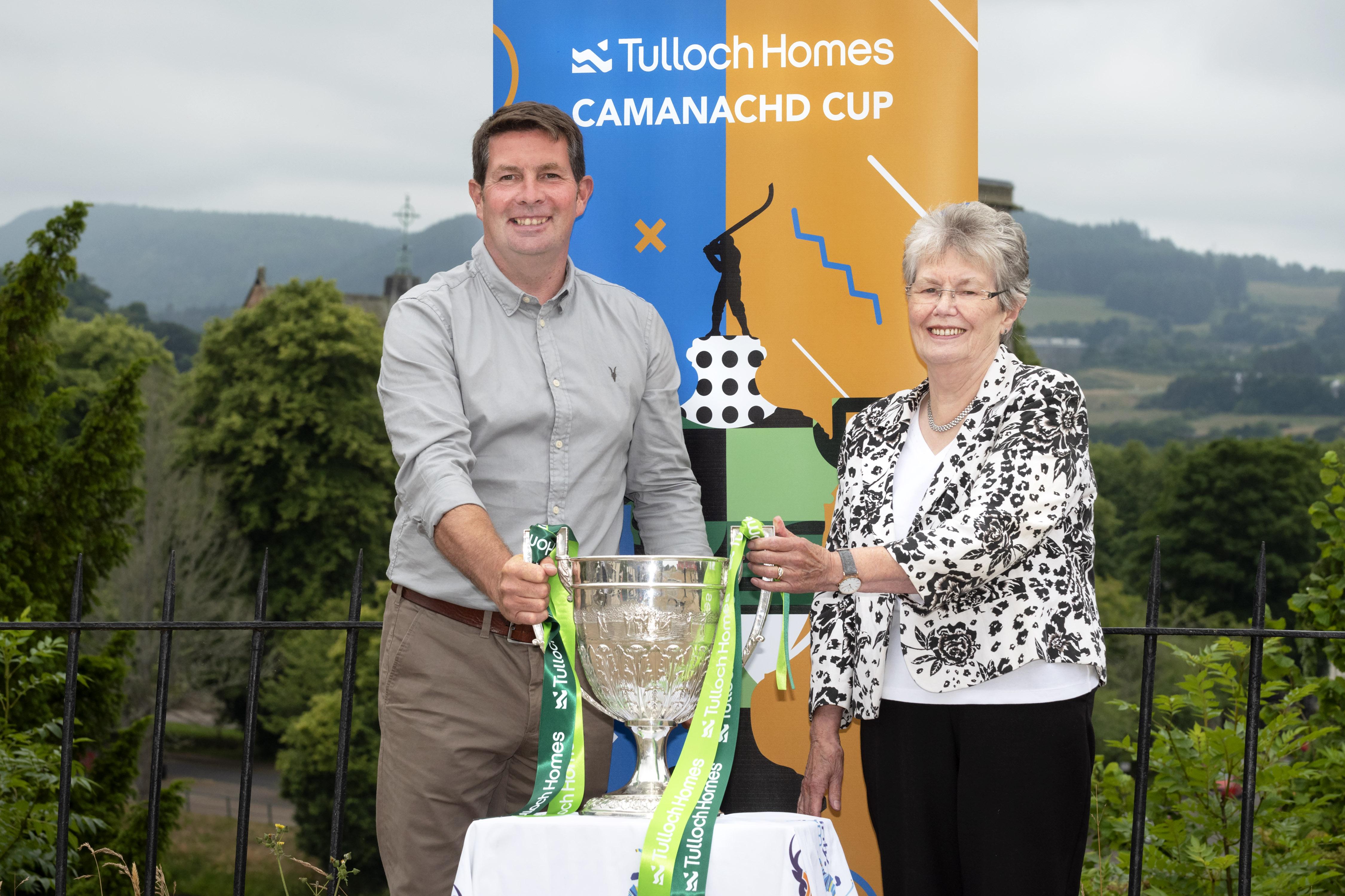 Tulloch Homes Camanachd Cup – Quarter-Final Draw